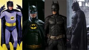 Batman Batsuits