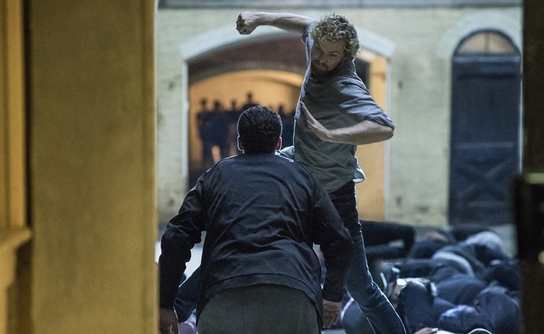 Heroic Hollywood | Marvel's 'Iron Fist' Debuts NYCC Trailer