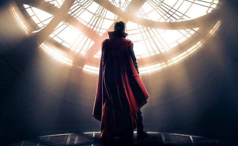Doctor Strange banner