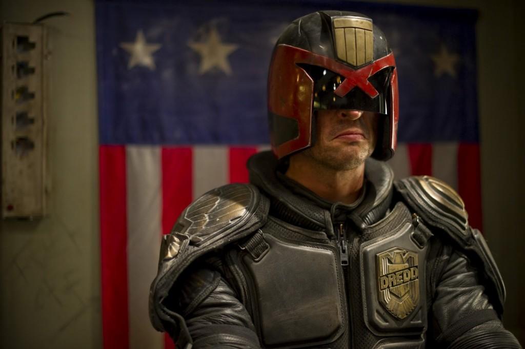 Judge Dredd Film Almost Judge Death