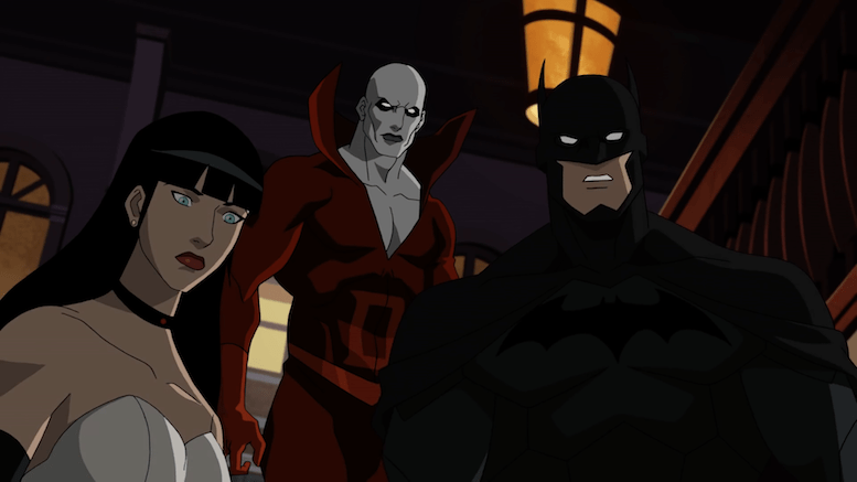 Justice League Dark, DC Comics