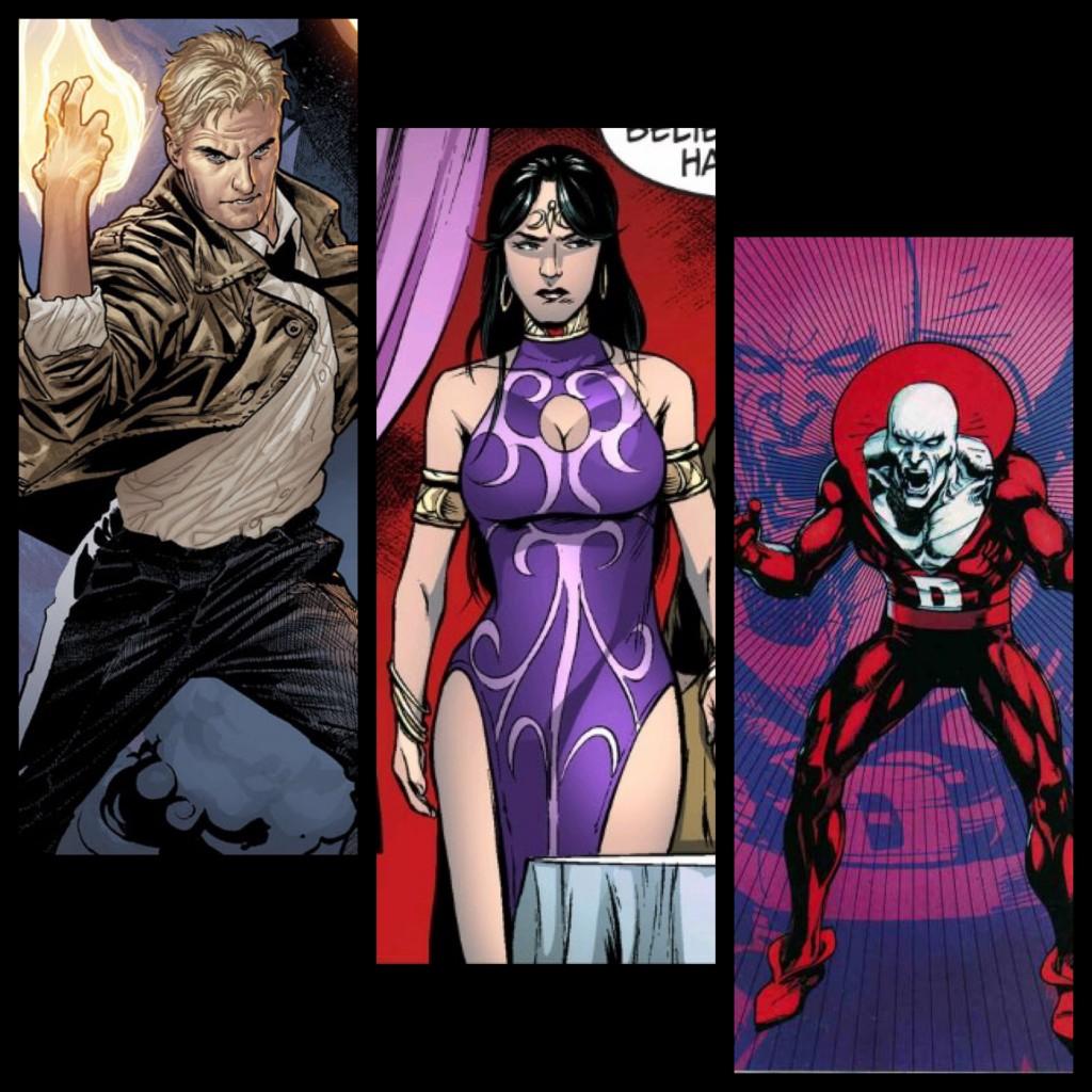 Justice League Dark, NYCC