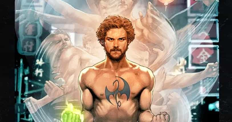 Iron Fist Finn Jones Netflix Luke Cage