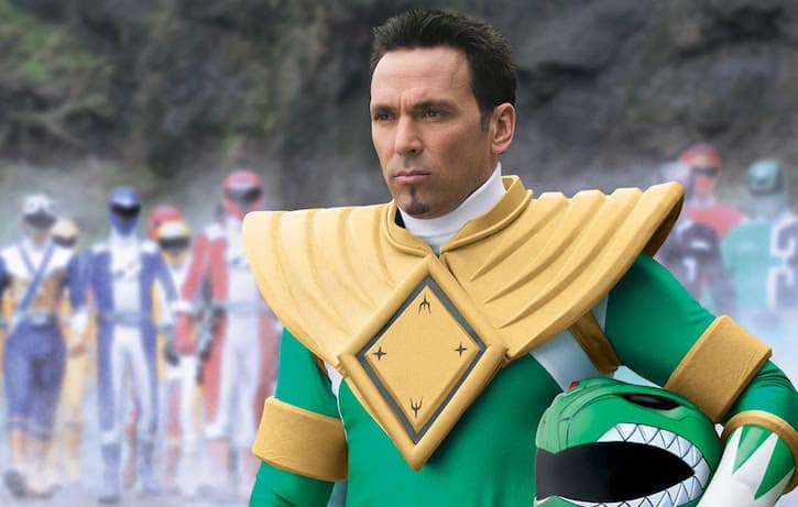 Power Rangers JDF