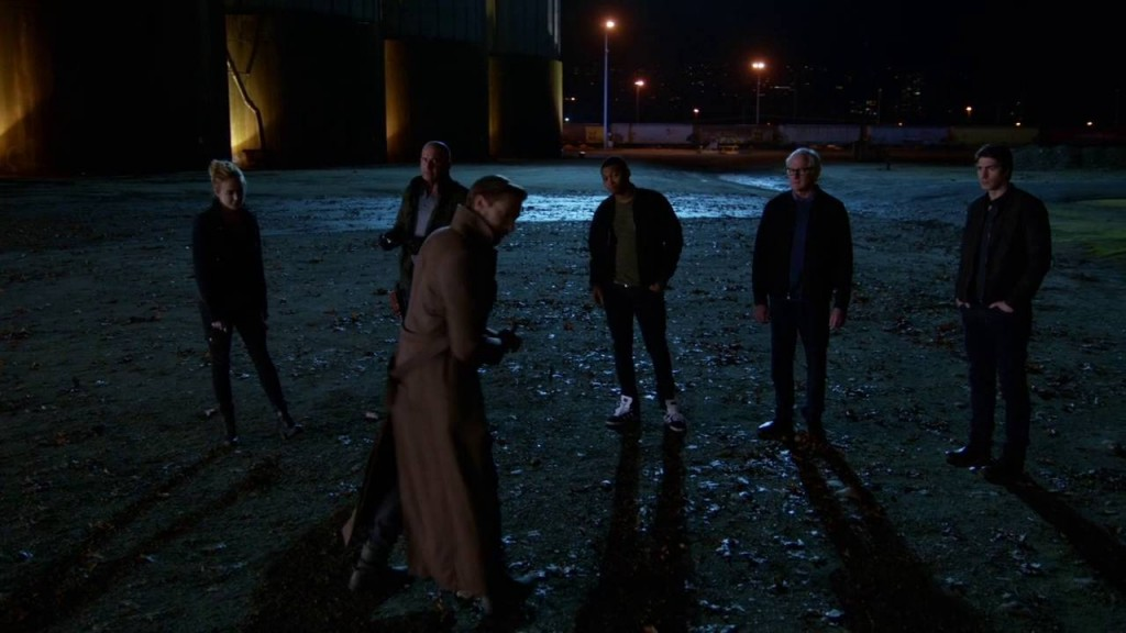 Legends Of Tomorrow mission