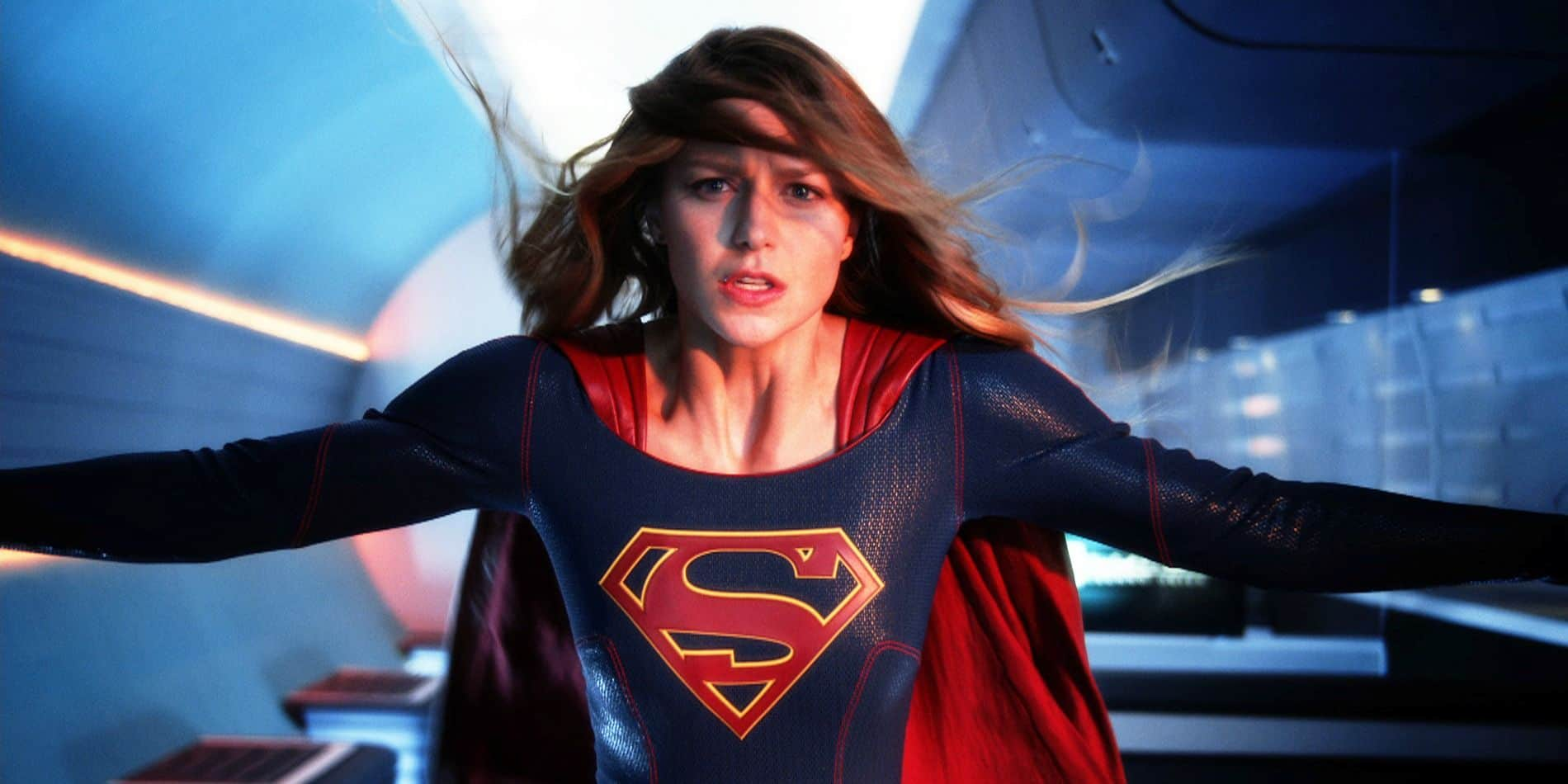 Supergirl Drops Skirt For New Season 5 Suit