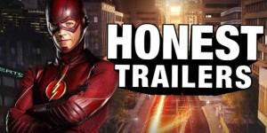 The Flash Honest Trailer Season 1 2 3