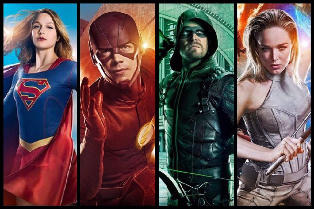 Which Is Part Three Of The Exciting 4 Show Crossover Event With Super Flash And