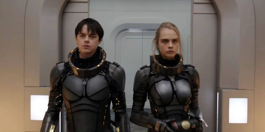 Luc Besson Valerian and the City of a Thousand Planets