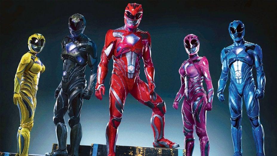 King Ranger Theater >> 'Power Rangers': Lionsgate & Qualcomm Team Up For VR