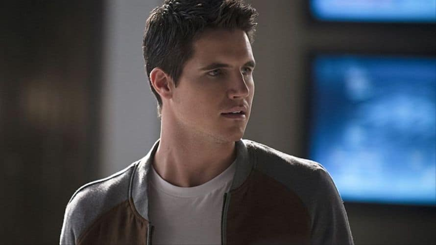 Robbie Amell The Flash The CW