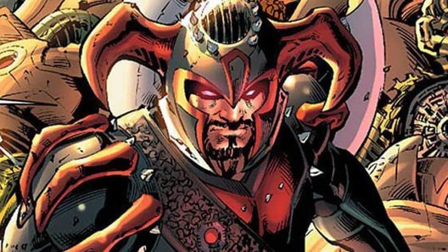 Steppenwolf Justice League DC Comics