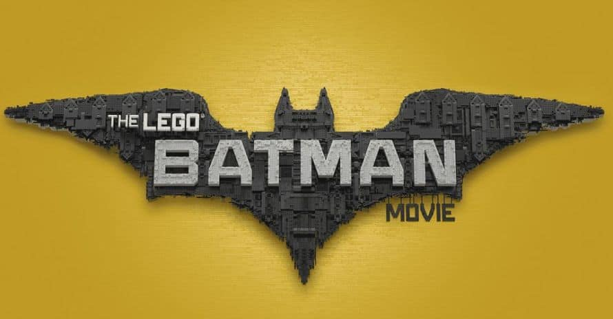 The LEGO Batman Movie Logo