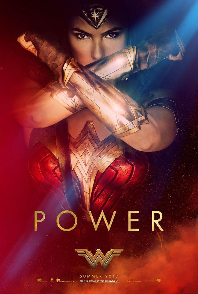 Nouveaux posters pour Wonder Woman !  WW-2-1