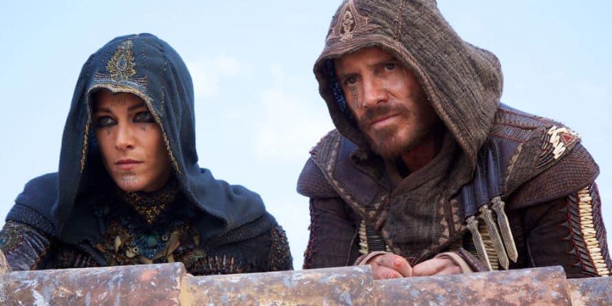 Assassin's Creed Movie Michael Fassbender