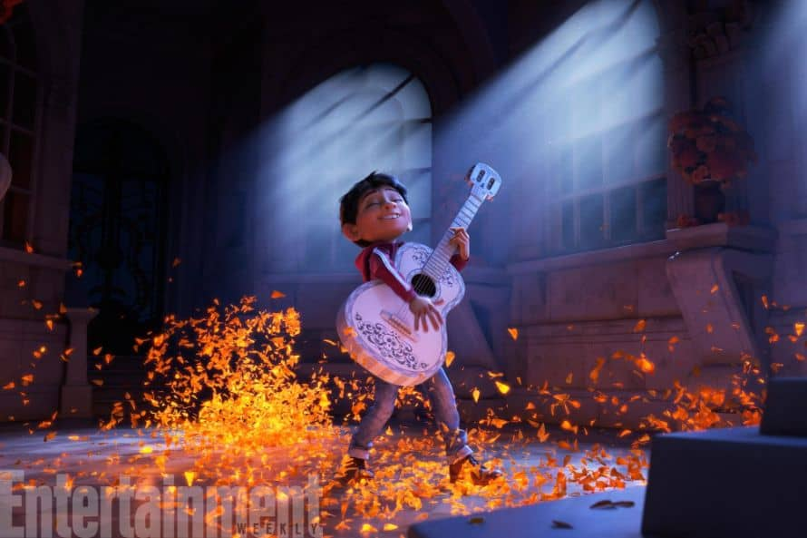 Coco Disney Pixar First Image