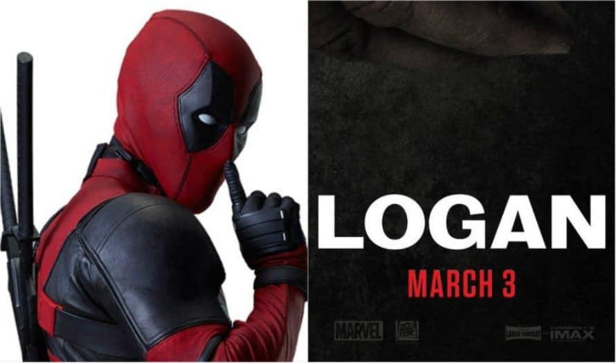 Deadpool Ryan Reynolds Logan Hugh Jackman
