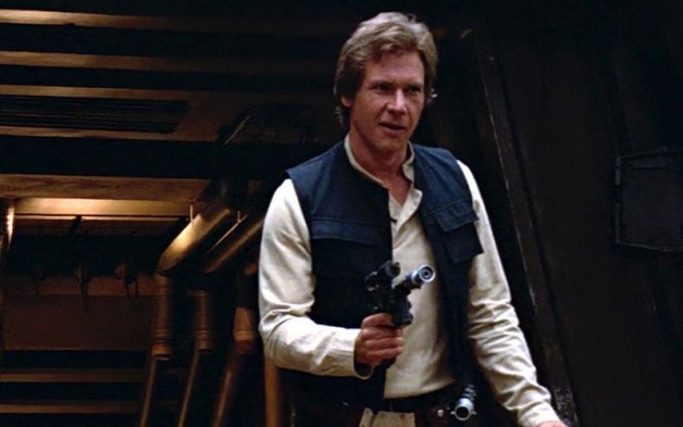 39 star 39 wars 39 harrison ford says watching young han solo - Vaisseau star wars han solo ...