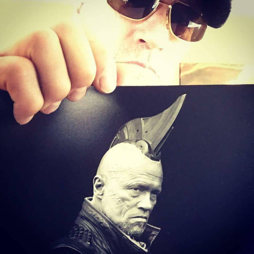 Michael Rooker Yondu Guardians of the Galaxy Photo