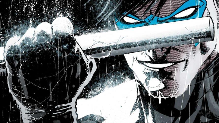Nightwing DC Comics DCEU