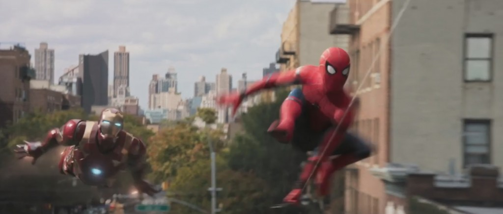 Highlights From The 'Spider-Man: Homecoming' Trailer