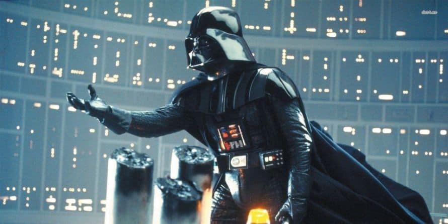 Star Wars Darth Vader Disney Lucasfilm