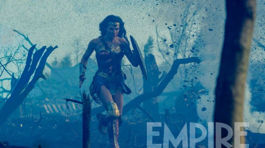 Wonder Woman Gal Gadot Image