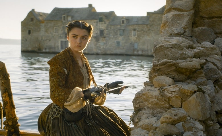 Game of Thrones Maisie Williams HBO