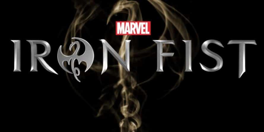 Iron Fist Finn Jones Marvel Netflix