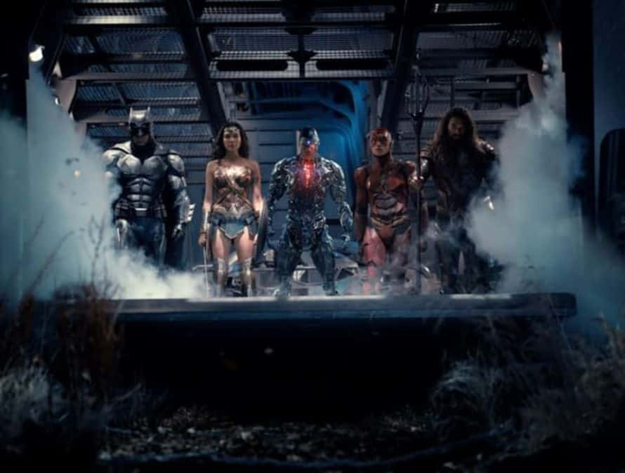 Justice League Image Flying Fox