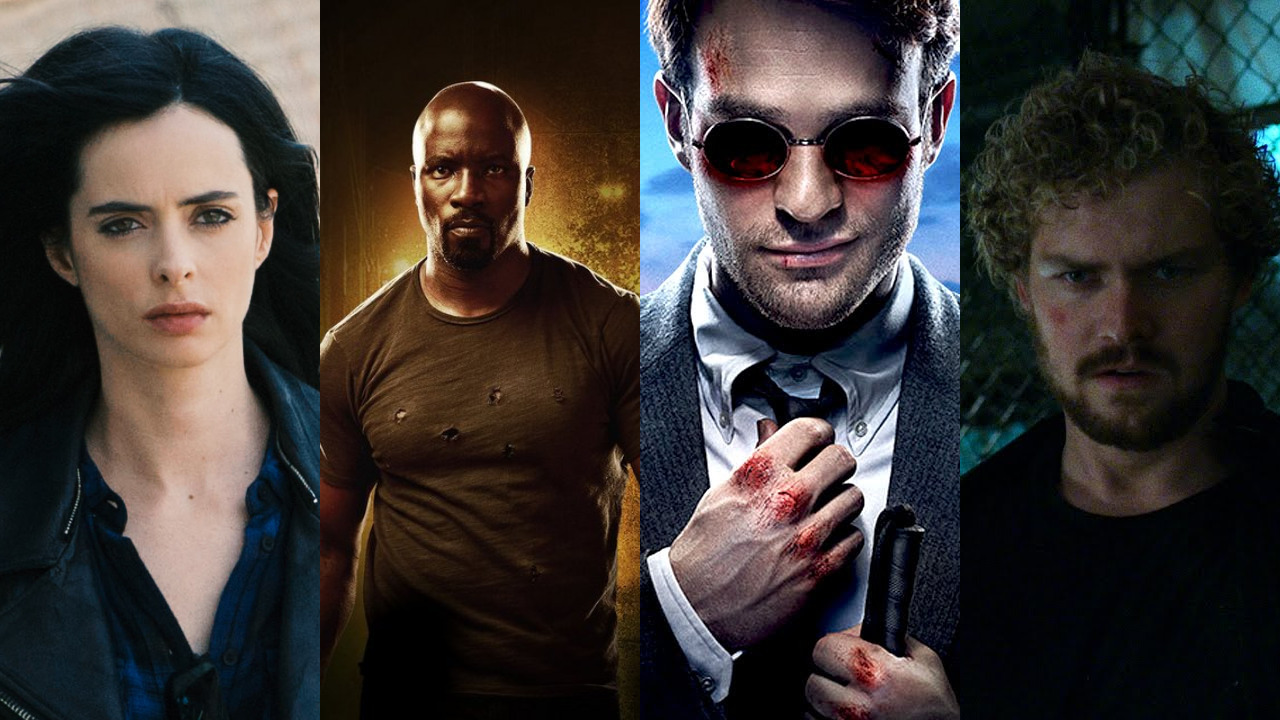 Netflix Marvel Defenders