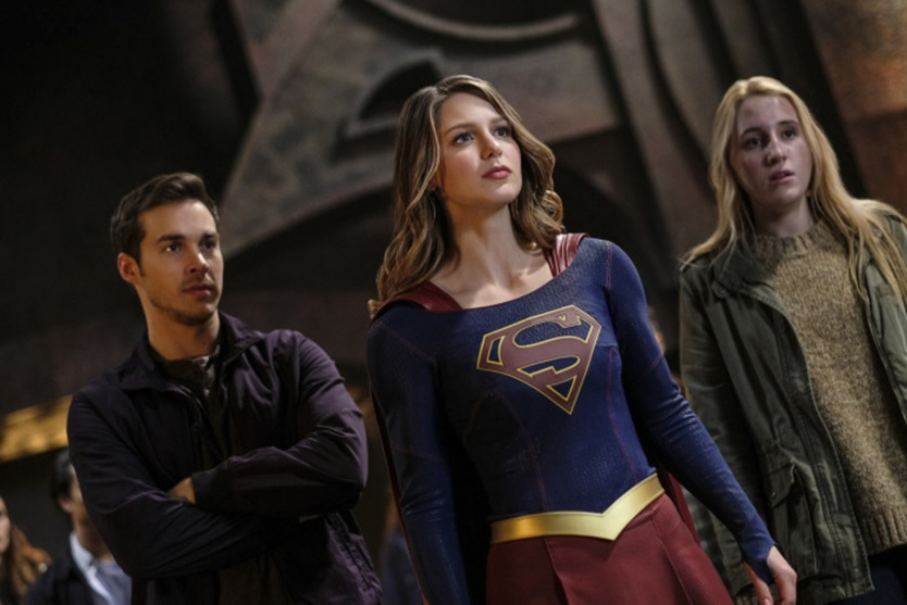 Supergirl 209 Review The CW