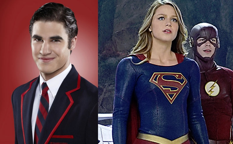 Supergirl The Flash Music Meister Darren Criss