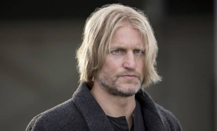 Woody Harrelson The Hunger Games