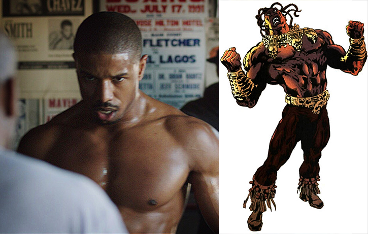 fa420c81565 Black Panther   Michael B. Jordan Gets Ripped For His Role - Heroic ...