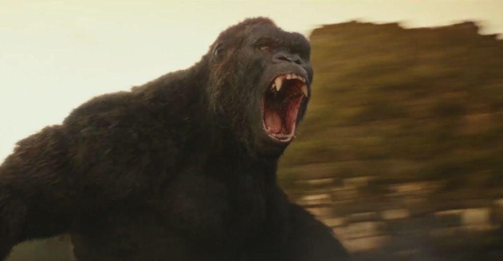 Skull Island Director Says Kongs Size Isnt Because Of Godzilla