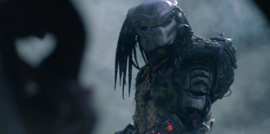 The Predator Shane Black Fox
