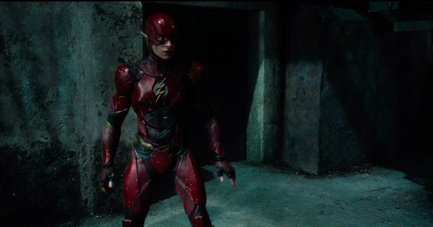 Justice League Barry Allen