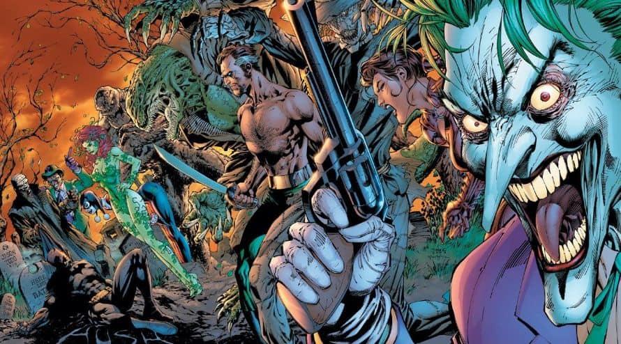 Batman Villains DC Comics