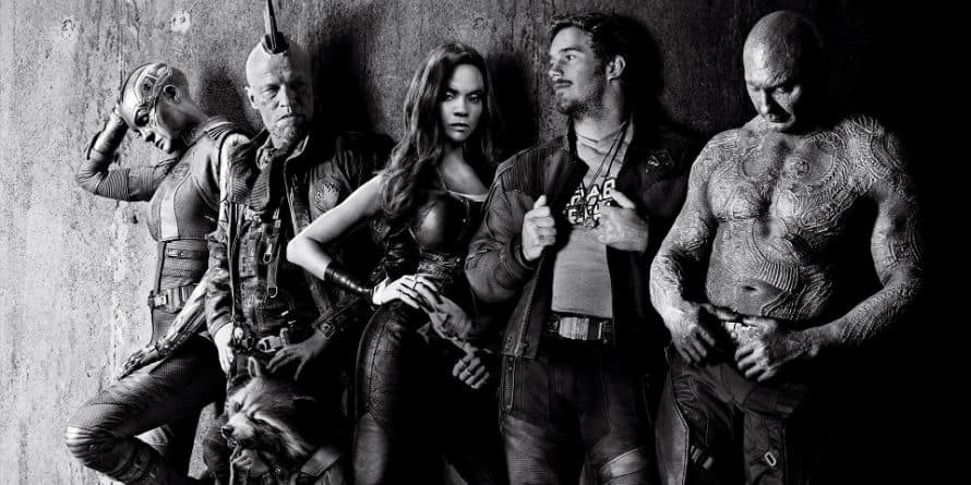 Guardians Of The Galaxy Vol. 2 James Gunn
