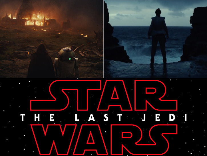 Star Wars The Last Jedi See Things