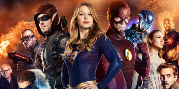 DC TV Better Marvel TV