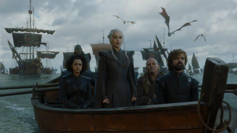 Game of Thrones Season 7 Daenerys Arrives