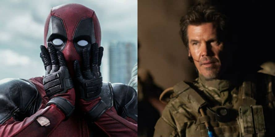 Deadpool 2 Josh Brolin Cable Ryan Reynolds