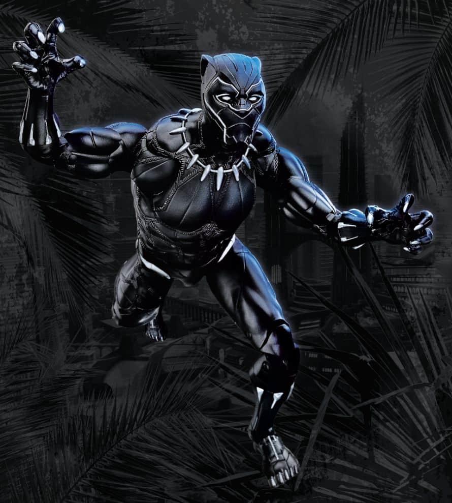 Hasbro Marvel Legends Black Panther