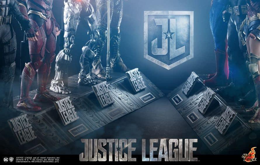 Justice League Hot Toys Tease