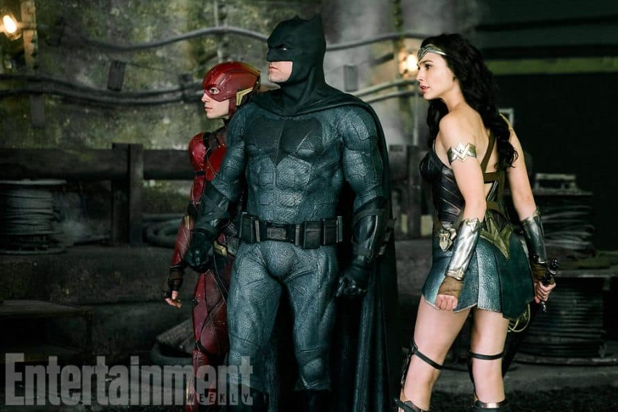 Justice League The Flash Batman Wonder Woman