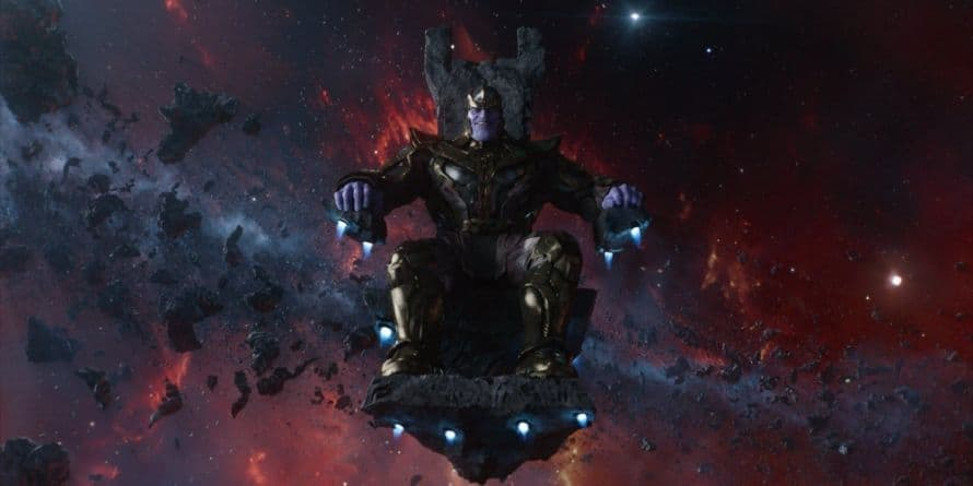 Thanos Guardians of the Galaxy Marvel Studios Avengers