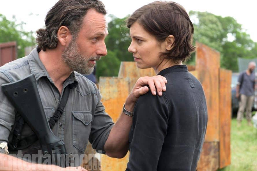 The Walking Dead Season 8 AMC