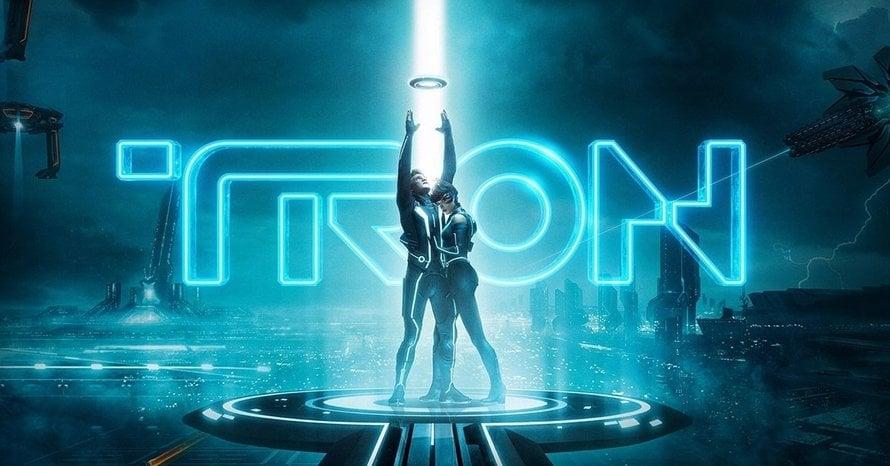 Tron Legacy Garrett Hedlund Olivia Wilde